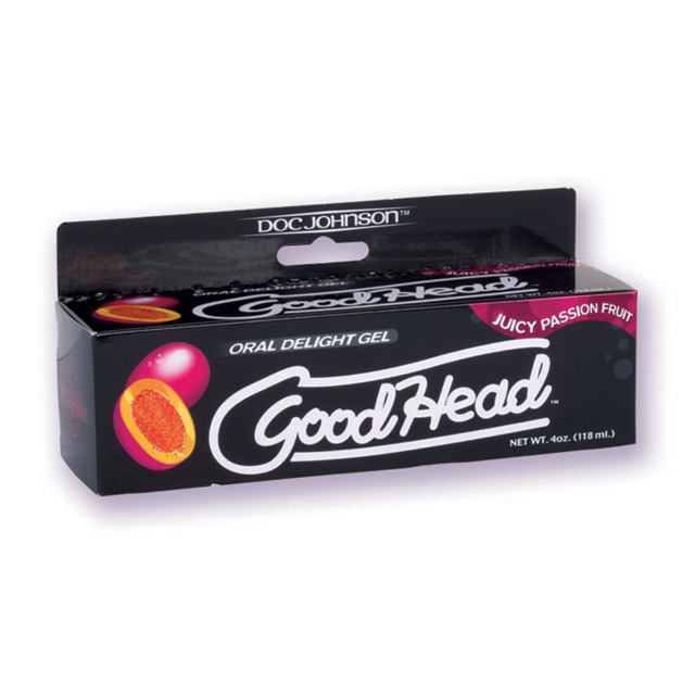 GoodHead - Oral Delight Gel - Passion Fruit