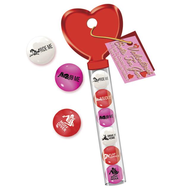 Valentines Erotic Fun Gum