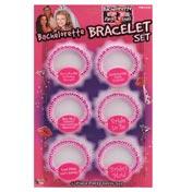 Bachelorette Bead Bracelet Set (6)