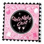 Girls Night Out Party Napkins (10 inch