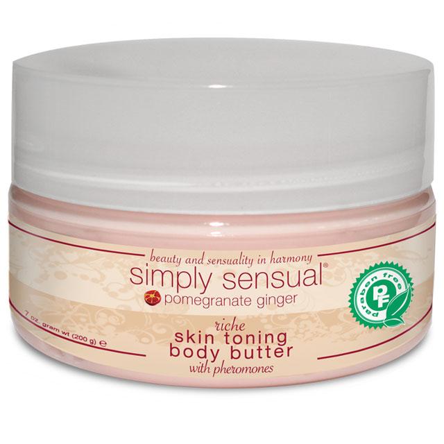 Simply Sensual Riche Skin Toning Body Butter