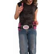 Bachelorette Tube Shots Belt