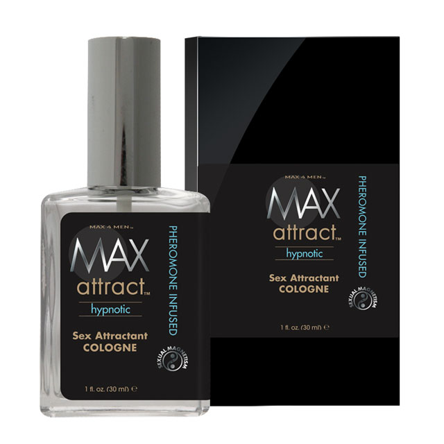Attract Pheromone Cologn - 1 oz.Max 4 Men Max Attract Pheromone