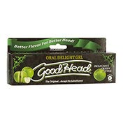 GoodHead - Oral Delight Gel - Green Apple