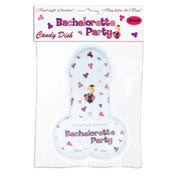 Bachelorette Pecker Candy Tray