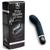 Fifty Shades Insatiable Desire Mini G-Spot Vibrator