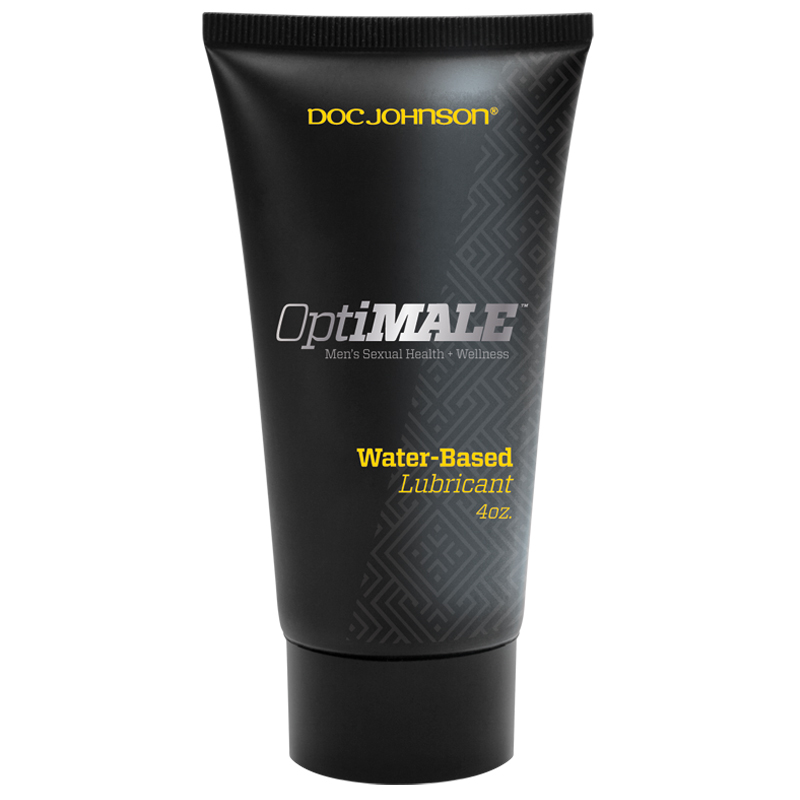 OptiMALE ? Lubricant ? Water-Based 4oz
