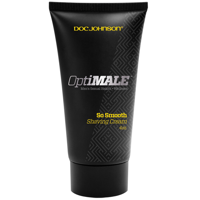 OptiMALE ? So Smooth ? Shaving Cream 4oz