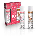 JO XOXO's Lube Gift Set (Cotton Candy & Candied Cinnamon) *S