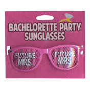 Bachelorette Party Sunglasses Future Mrs.