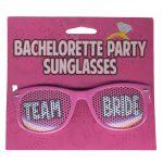 Bachelorette Sunglasses Team Bride