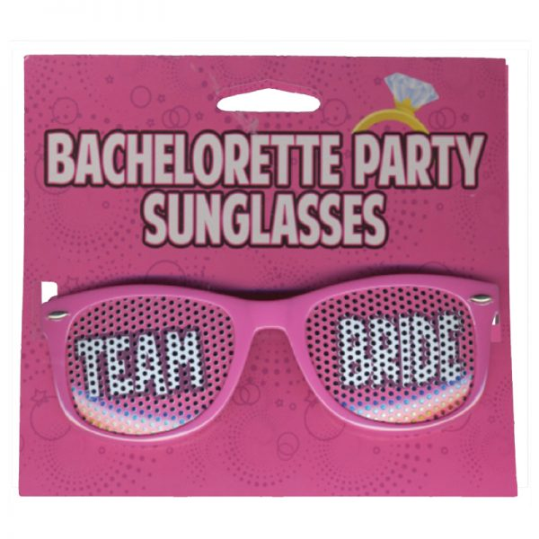 Bachelorette Sunglasses Team Bride