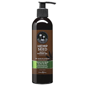 Earthly Body Bath & Shower Gel Naked in the Woods 8oz