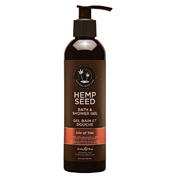 Earthly Body Bath & Shower Gel (sulfate free formula) Isle of Yo