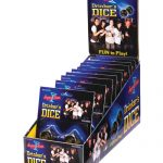 Drinker's Dice Game - Display of 12