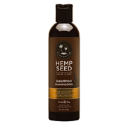Earthly Body Hemp Seed Hair Care Shampoo 8oz