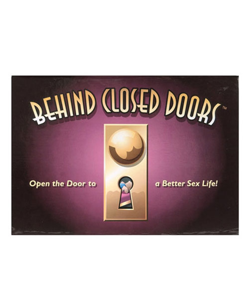 New behind closed doors game