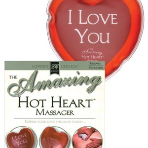 Amazing Hot Heart Massager - I Love You