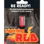 Lightning rod male stimulant - 1 capsule blister pack