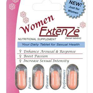 Women extenze - 4 ct blister pack