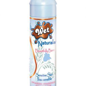 Wet naturals glycerin & paraben free waterbased body glide - 3.3