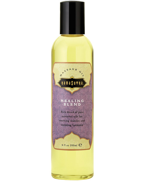 Kama Sutra Massage Oil Harmony Blend 8 fl oz