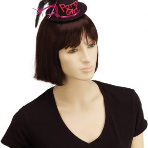Party Girl Mini Hat Hair Clip