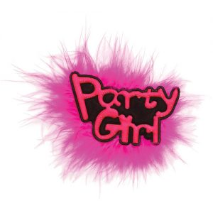 Party Girl Button