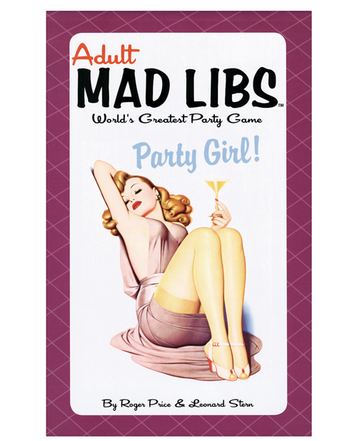 Party girl - world's greatest party games book