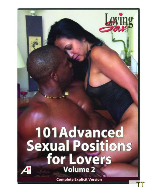 101 advanced sexual positions for lovers  dvd - volume 2