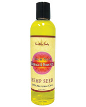 Massage & Body Oil - 8 oz High Tide