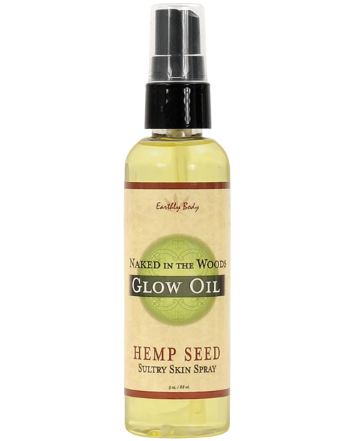Glow Massage Oil - 3.4 oz Naked in the Woods