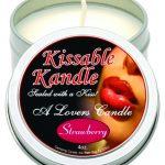 Kissable Kandle - Strawberry
