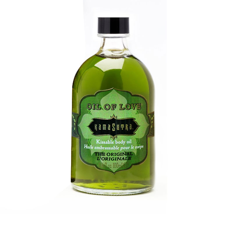 Kama sutra oil of love - 3.4 oz original