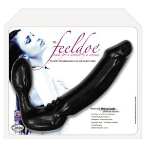 Tantus feeldoe stout - black