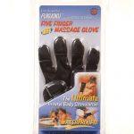 Fukuoku 5 finger lefthand massage glove