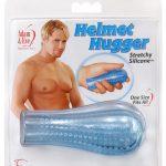 Helmet hugger - blue