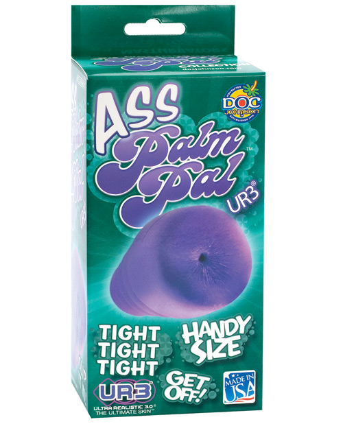 Ur3 ass palm pal - purple