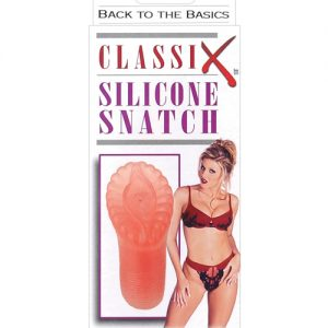 Classix silicone snatch - perfect for beginners