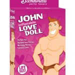 John - male party doll