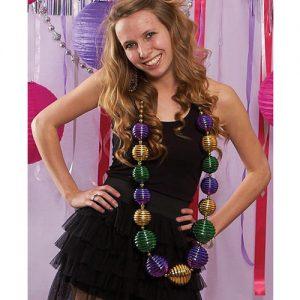 Jumbo Mardi Gras Beads