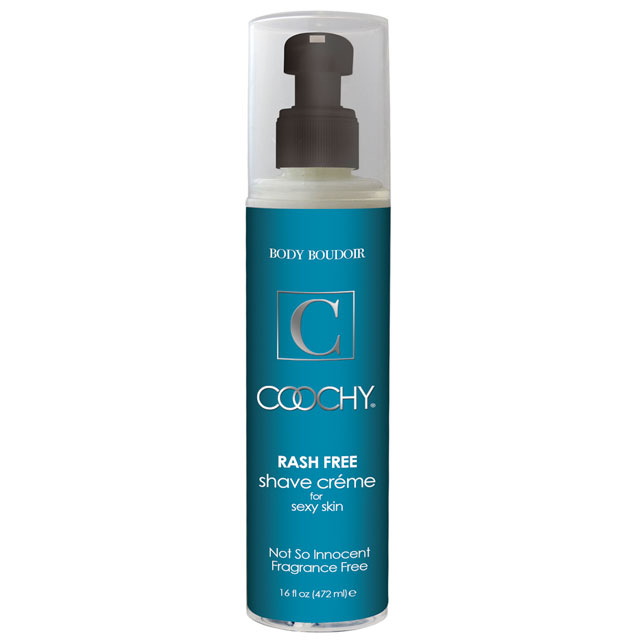 Coochy Rash-Free Shave Cream