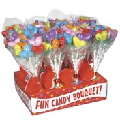 Boobs Candy Bouquet Display (12ct.)