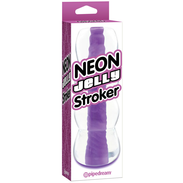 Neon Luv Touch Neon Jelly Stroker