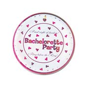 Bachelorette Party 7in. Plates (10)