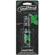 GoodHead - Oral Delight Spray - Liquid Mint 1oz
