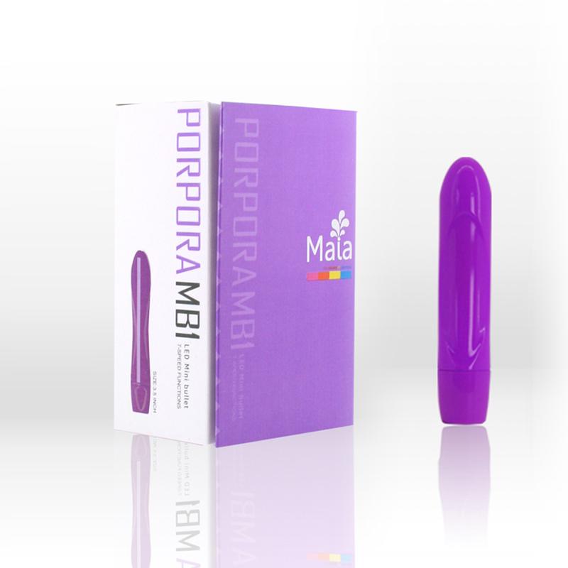 Maia Toys LED Mini Bullet-MB1 Neon Purple