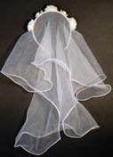 Bachelorette Bridal Veil