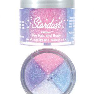 Stardust Body Glitter - glow in the dark - Pastel