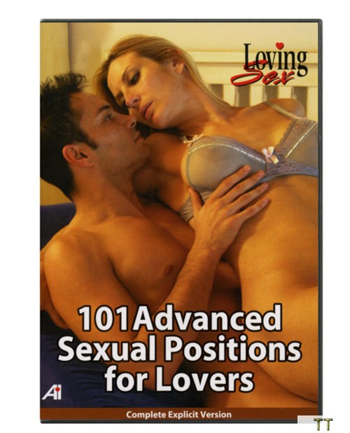 101 advanced sexual positions for lovers dvd